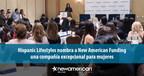Hispanic Lifestyle reconoce a New American Funding como una Compañía Extraordinaria para las Mujeres