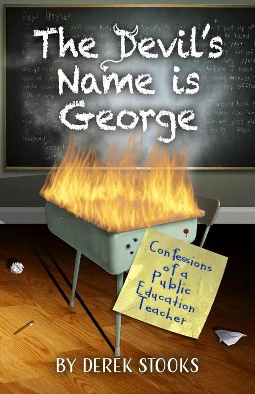 The Devil's Name is George - Book Cover