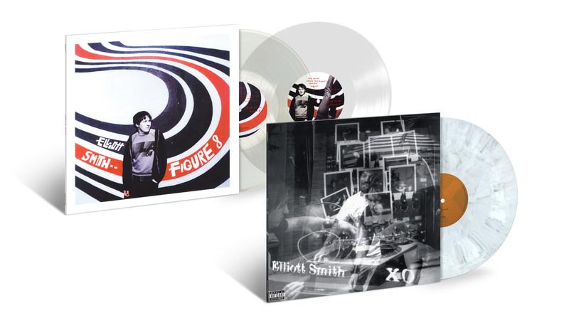 "Elliott Smith's major label debut masterpiece, ""XO,"" and his kaleidoscopic final studio album, ""Figure 8,"" will be reissued on vinyl on Friday, April 7 via Geffen/UMe."