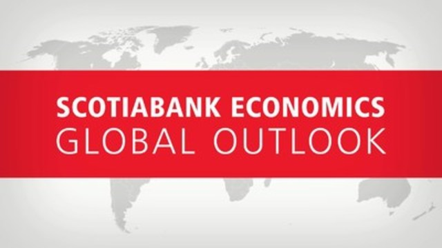 Scotiabank Economics Global Outlook (CNW Group/Scotiabank - Economic Reports)