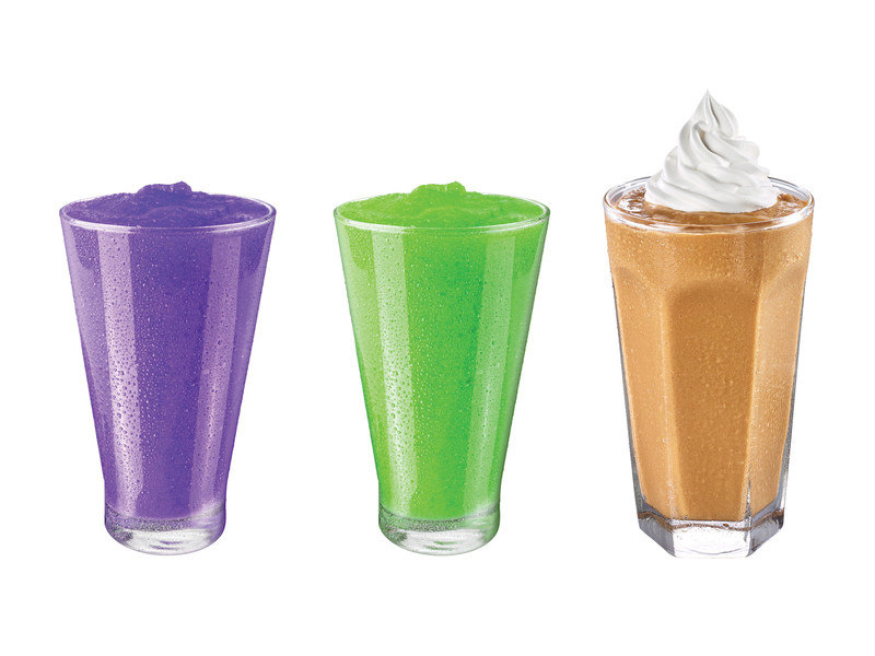 Spring into the season with 99 cent Slushies and Frosts at Krystal