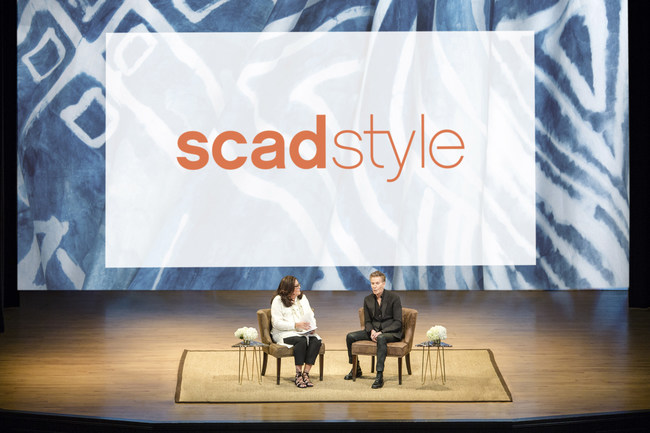 The Savannah College of Art and Design (SCAD) hosts influential international thought leaders like Fern Mallis and Calvin Klein during SCADstyle, the university's signature week celebrating luminaries of design and their work.