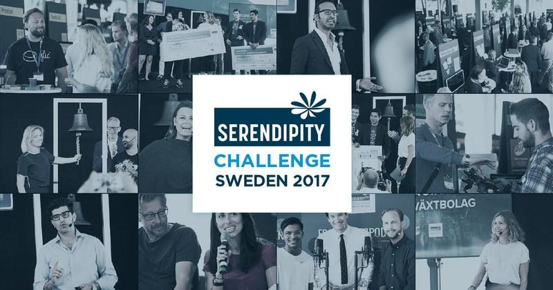 Serendipity Challenge (PRNewsFoto/Serendipity Challenge)