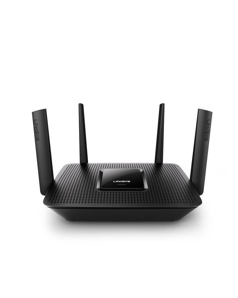 Linksys AC2200 Tri-Band MU-MIMO Gigabit Router (EA8300)