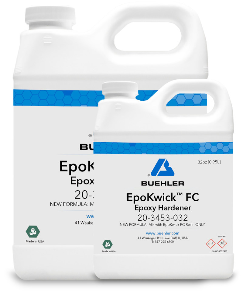 EpoKwick FC Hardener and Resin for Quick Cure Applications