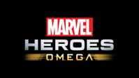 Marvel Heroes Omega Logo