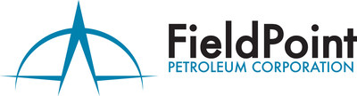 FieldPoint Petroleum Corporation Logo (PRNewsfoto/FieldPoint Petroleum Corporation)