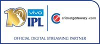 Cricketgateway.com - Official streaming partner of the VIVO Indian Premier League (PRNewsFoto/Global Sports Commerce (GSC))