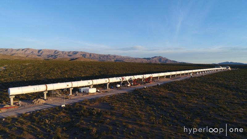 Hyperloop One unveils its Vision for America, details 11 routes as part of the Hyperloop One Global Challenge.