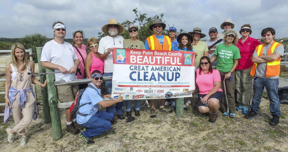 Marco's Pizza and Keep America Beautiful have partnered together on the Great American Cleanup, celebrating volunteer efforts with pizza parties.