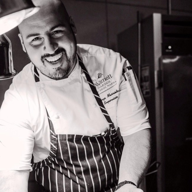 Award-winning Executive Chef Jorge Murrieta serves up creative cuisine for corporate and social events at   Residence Inn San Diego Downtown/Bayfront and SpringHill Suites San Diego Downtown/Bayfront. The Marriott hotels share one waterfront property with over 11,000 square feet of state-of-the-art meeting space and inspiring bay views.