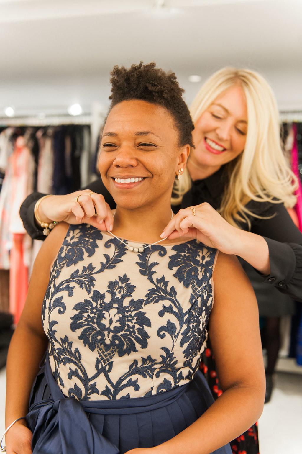pandora jewelry expands partnership dress for success reg in prnewsfoto pandora jewelry