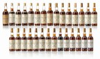 Le Clos Celebrates Sale of Vintage The Macallan 18-Year-Old Vertical Collection