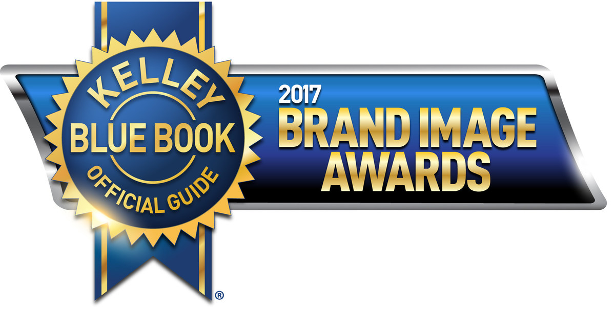 Kelley Blue Book Announces 2017 Brand Image Award Winners
