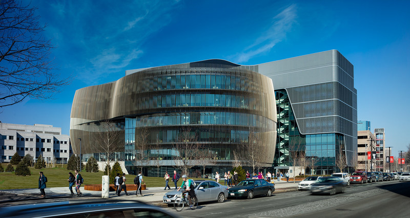 Northeastern University Interdisciplinary Science & Engineering Complex (ISEC) (C)Warren Jagger