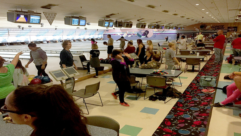 Through strikes and gutter balls, injured veterans experienced what is possible at events that get them out of the house and connect them with fellow service members and their communities.