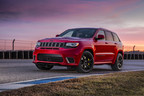 707-horsepower 2018 Jeep® Grand Cherokee Trackhawk: The Most Powerful and Quickest SUV Ever