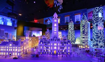 MINILAND, a miniature replica of landmarks in Philadelphia