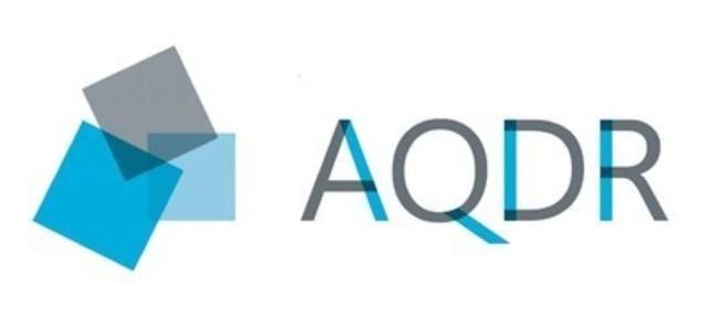 Logo : AQDR (Groupe CNW/Association québécoise de défense des droits des personnes retraitées et préretraitées)