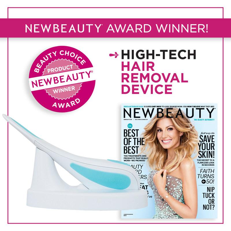 New Beauty Reveals DERMAFLASH Facial Exfoliating Treatment as Beauty Choice Awards Winner
