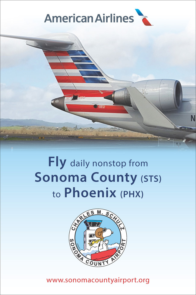 Charles M. Schulz - Sonoma County Airport (STS)