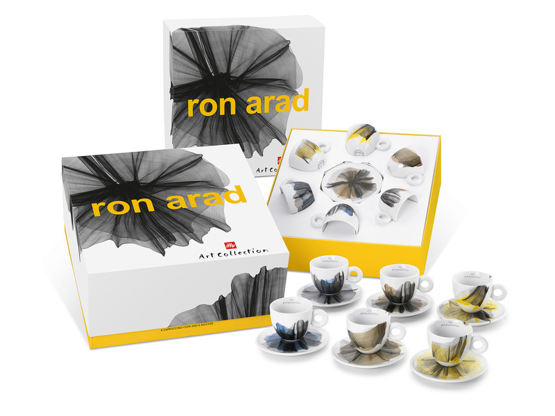 Ron Arad illy Art Cup Collection