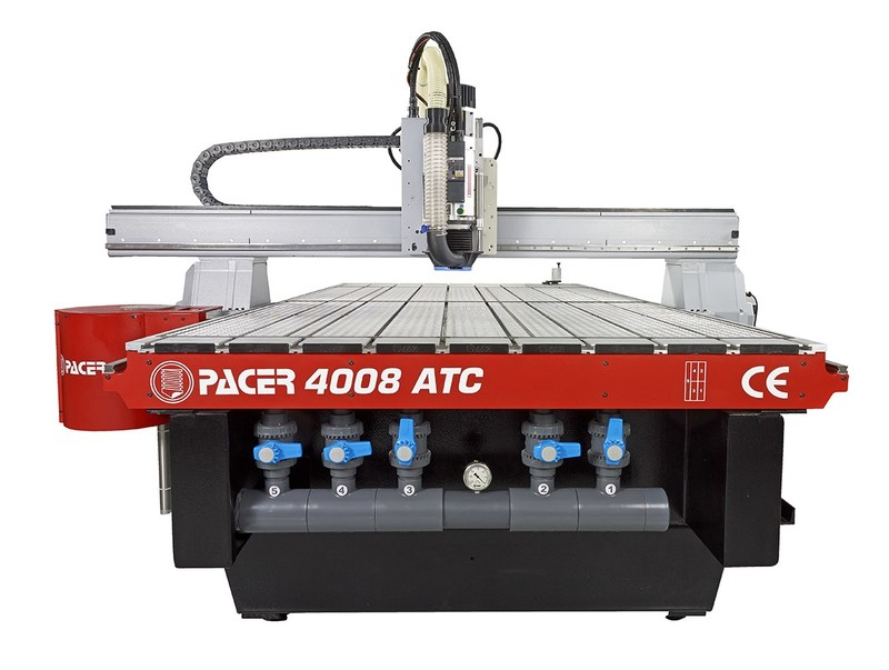 AXYZ Pacer Series Heavy-duty precision driven CNC Router
