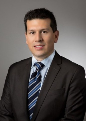 Nicolai Salcedo is the new SVP Information Technology at Mattamy Homes, North America's largest privately owned homebuilder. (CNW Group/Mattamy Homes Limited)