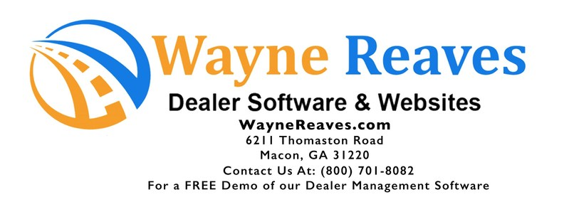 Wayne Reaves has been a leading provider of Dealer Management Software since 1987.