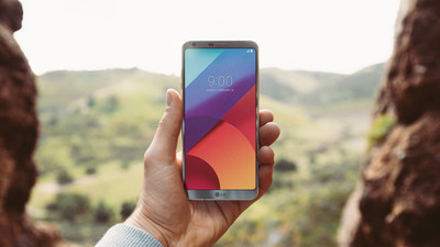 New Flagship LG G6 Smartphone is Ideal for Enterprise Productivity