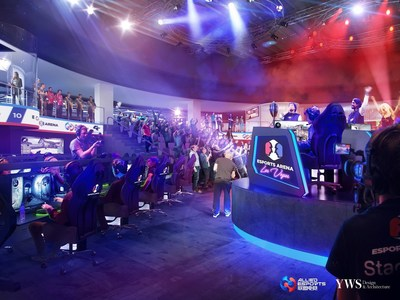 Allied Esports And Esports Arena Partner With MGM Resorts International For Flagship Venue On Las Vegas Strip