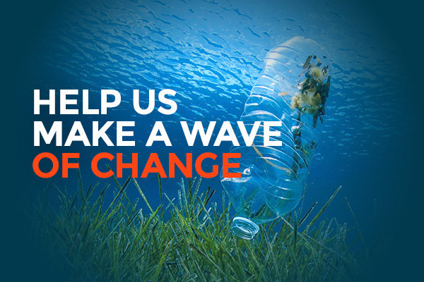 "Make a Wave of Change at the film screening of ""A Plastic Ocean"""