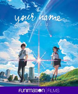 """Your Name."" key art. Courtesy Funimation Films / Toho Co. Ltd."