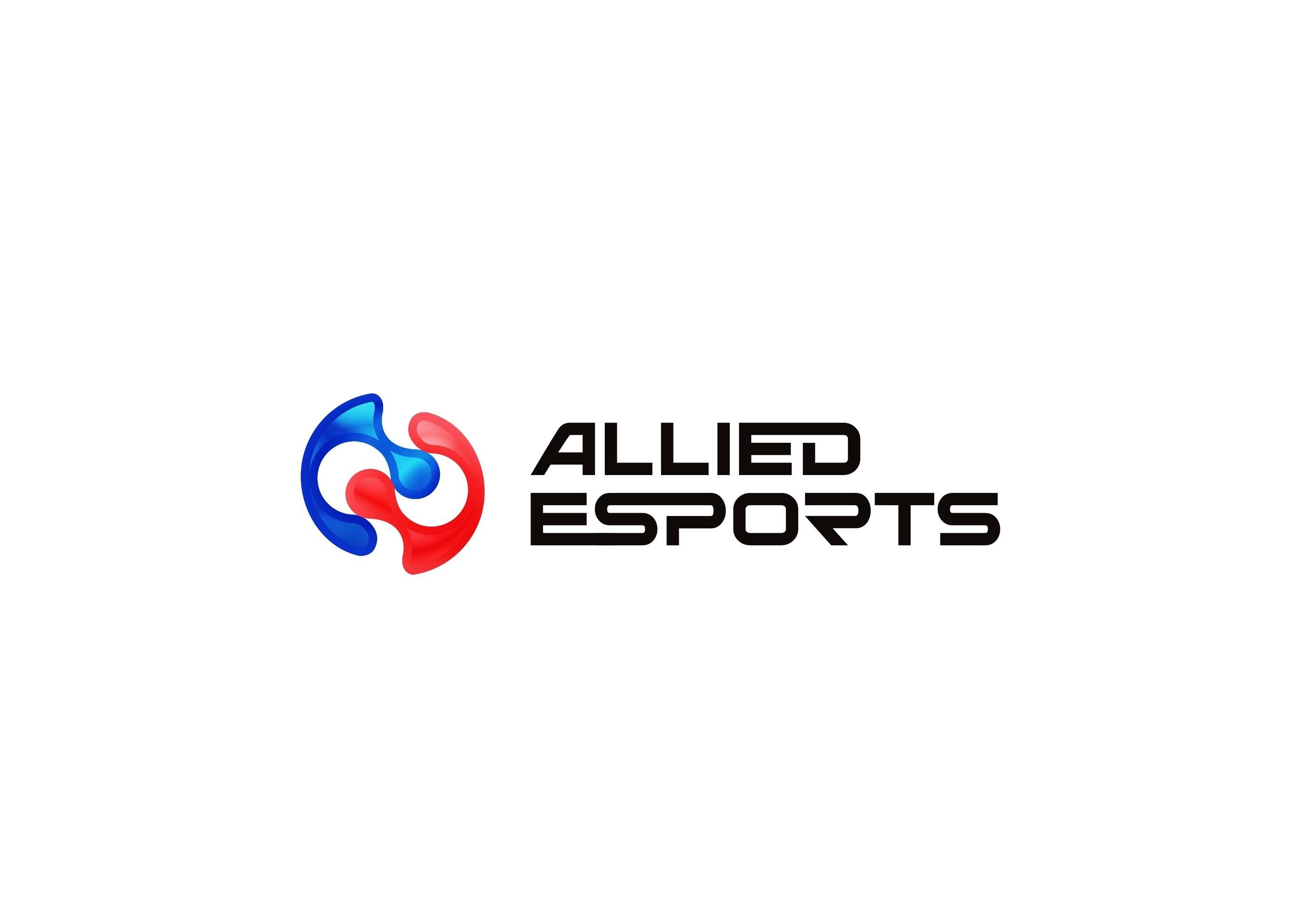 Logo Allied Esports (PRNewsfoto/Allied Esports)
