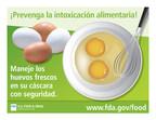 Huevos: ¡manéjelos adecuadamente cuando celebre!