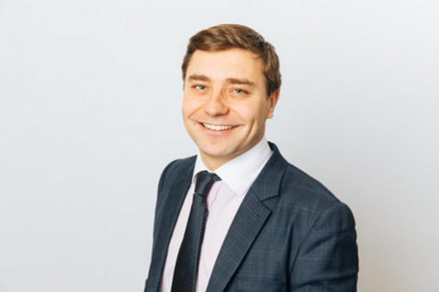 Alexis de Calonne, Directeur général de Moët Hennessy Canada (Groupe CNW/Moët Hennessy)