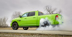 Ram Continues Building on Factory-custom Design With New Ram 1500 Sublime Sport and Rebel Blue Streak at 2017 New York International Auto Show