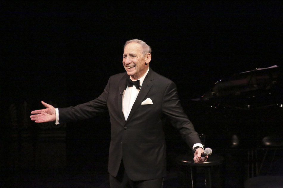 An Evening With Mel Brooks provides a behind the scenes look into his extraordinary life and career during an exclusive two-night event at the Encore Theater at Wynn Las Vegas on June 30 and July 1.