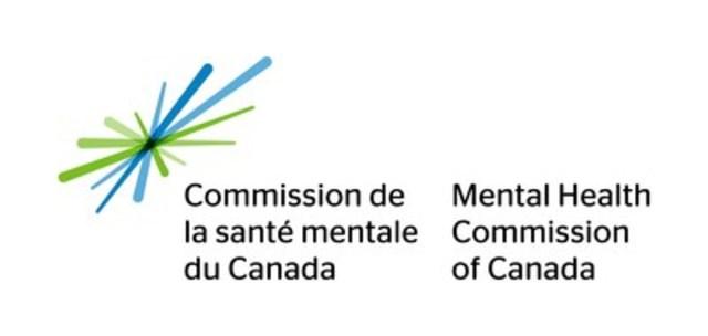 Logo de la Commission de la santé mentale. (Groupe CNW/Commission de la santé mentale du Canada)