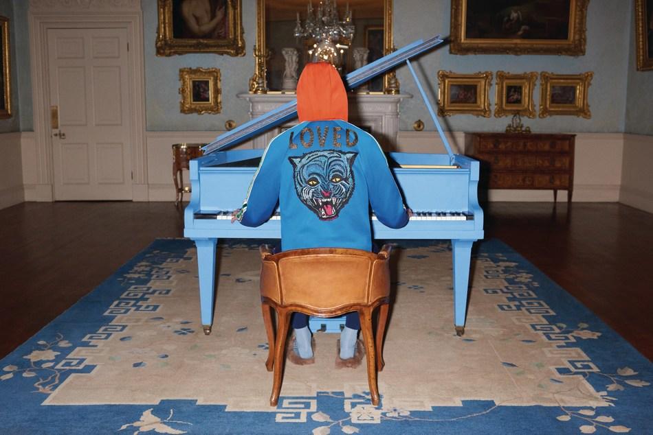 MR PORTER x Gucci Exclusive Capsule