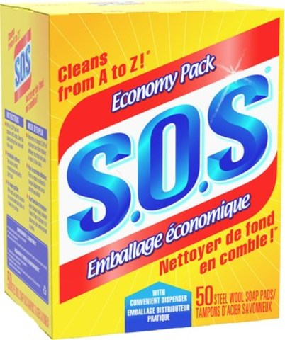 S.O.S. Economy Pack (CNW Group/The Clorox Company of Canada)