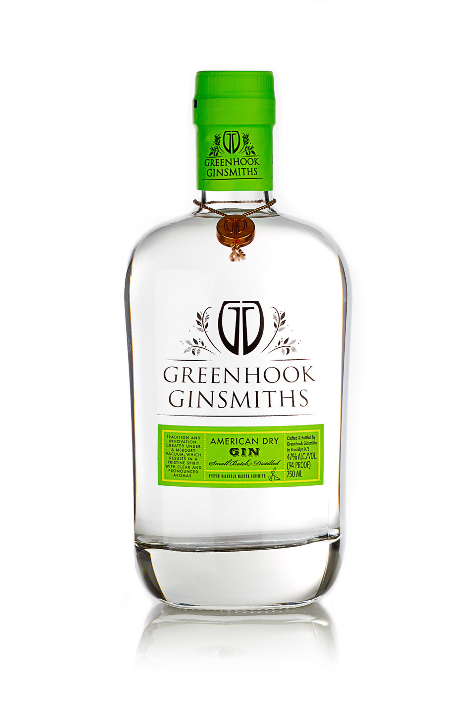 td artisan spirits adds new york s greenhook ginsmiths to portfolio. Black Bedroom Furniture Sets. Home Design Ideas