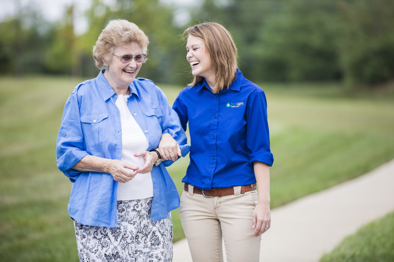 The International Franchise Association VetFran committee awarded FirstLight Home Care with their highest ranking, a FIVE STAR designation.
