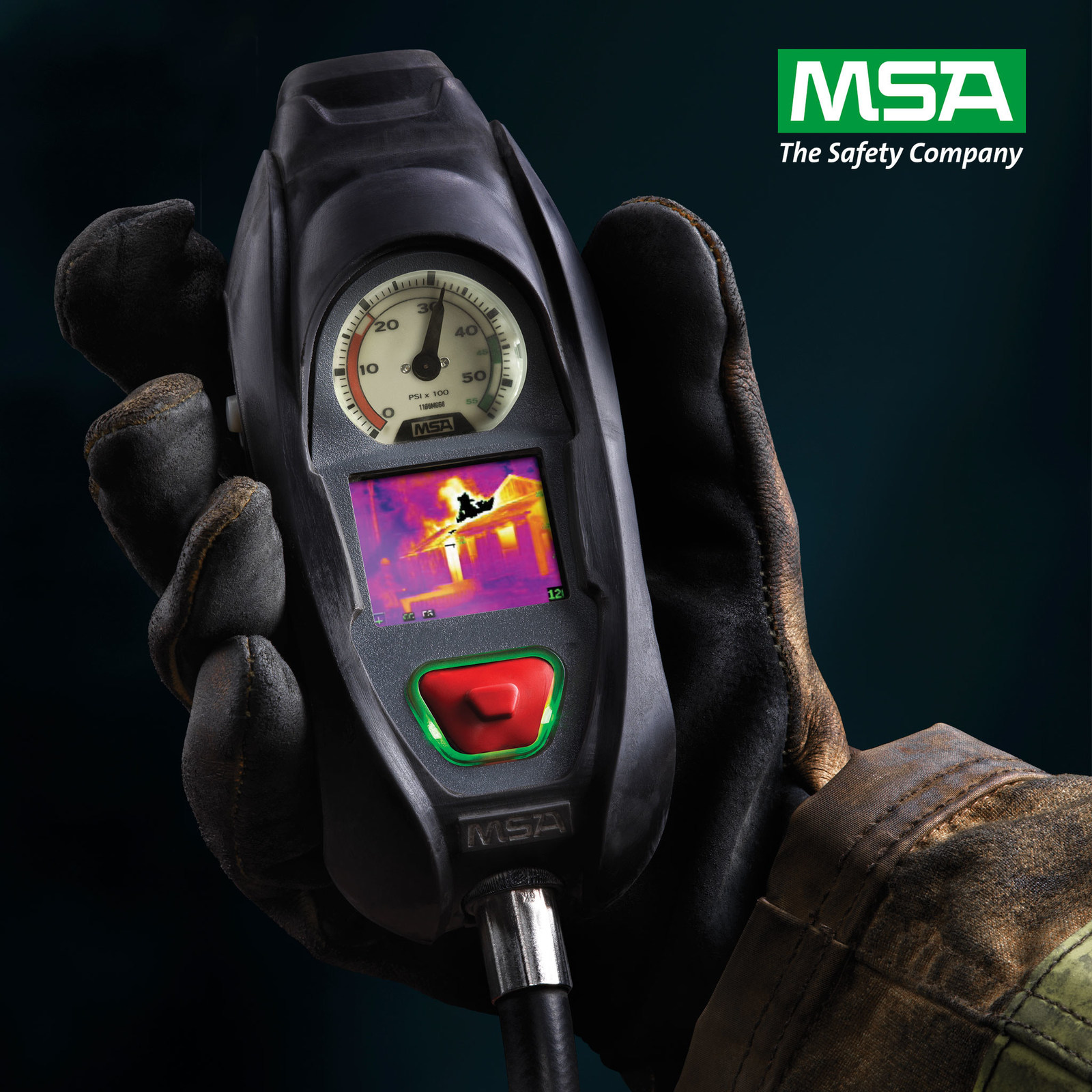 Msa Moves Full Speed At Fdic To Deploy New Thermal Imaging