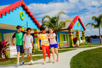 Endless Fun in the Sun Awaits at LEGOLAND Beach Retreat, All-New Accommodations Now Open at LEGOLAND Florida Resort