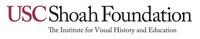 USC Shoah Foundation logo. (PRNewsFoto/USC Shoah Foundation Institute) (PRNewsFoto/USC SHOAH FOUNDATION INSTITUTE)