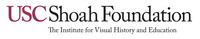 USC Shoah Foundation logo. (PRNewsFoto/USC Shoah Foundation Institute) (PRNewsFoto/USC SHOAH FOUNDATION INSTITUTE)
