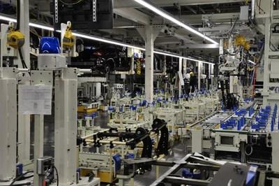 Toyota anuncia inversión de $1,330 millones para su planta de Kentucky