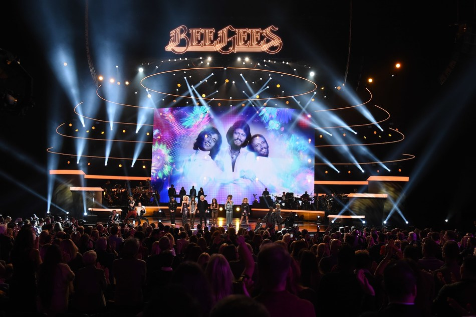 """Alfred Haber, Inc. Gets Lively With Exclusive International Rights For """"Stayin' Alive: A Grammy(R) Salute To The Music Of The Bee Gees"""" (Photo credit: Kevin Winter - WireImage)"""