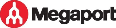 Megaport logo (PRNewsfoto/Megaport Limited)